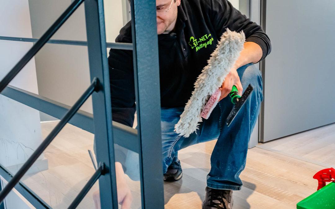 Notre agence de nettoyage Bas-Rhin assure le nettoyage professionnel de vos locaux